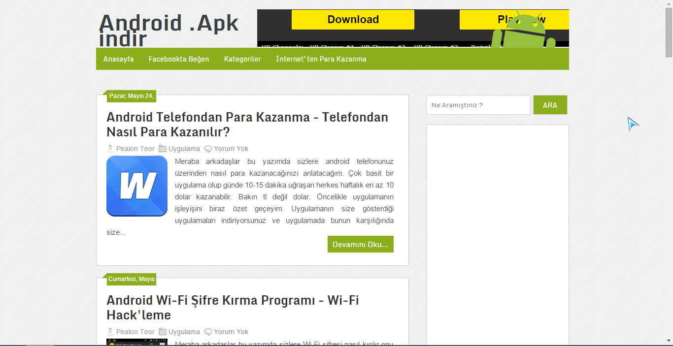 blogger-androidmag-temasi