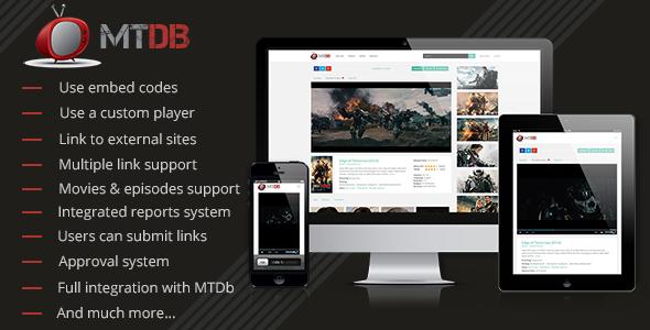mtdb-film-site-scripti-indir