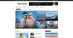 newspaper-v7-1-1-wordpress-magazin-haber-temasi