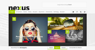 nexus-wordpress-temasi