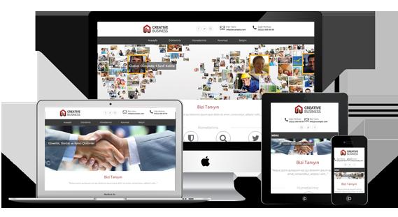 WordPress Nakliyat ve Taşımacılık Teması